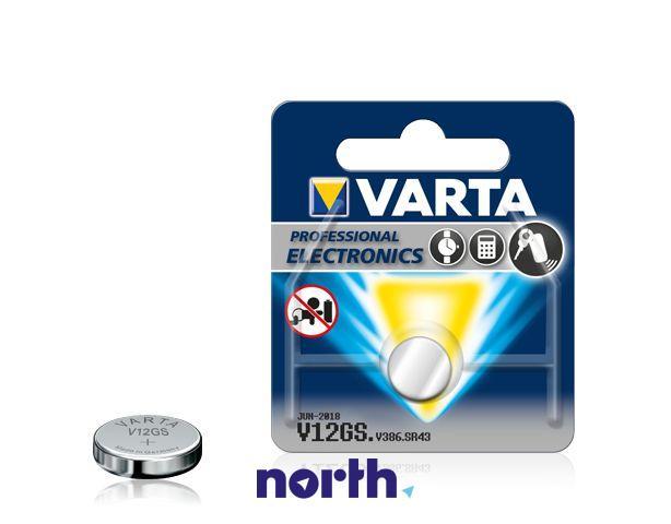 Bateria srebrowa V386 VARTA (1szt.),0