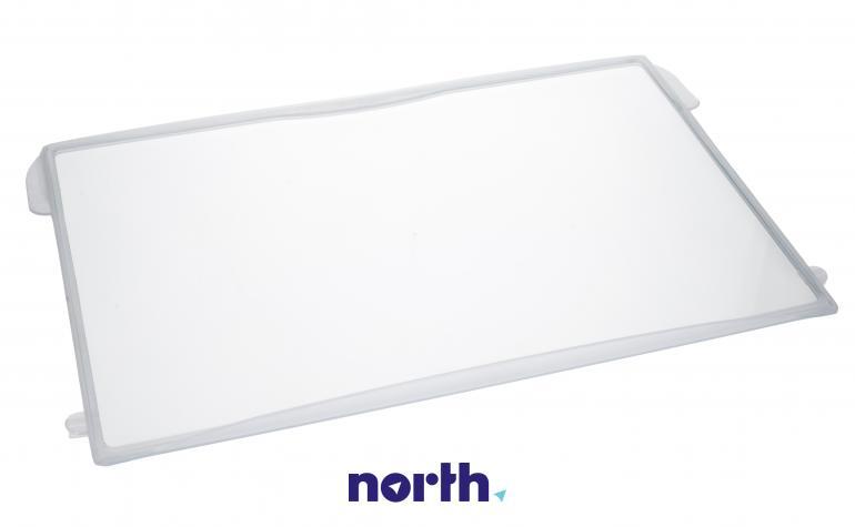 Półka szklana z ramkami do komory chłodziarki do lodówki Whirlpool 481245088214,1