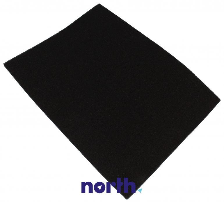 Filtr węglowy prostokątny bez obudowy do okapu Faure 481281718352,0