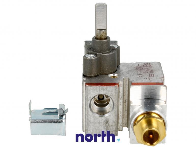 Zawór gazu palnika do kuchenki Whirlpool 481236058387,3
