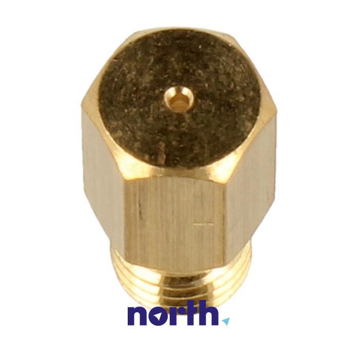 Dysza gazowa 0.76mm do płyty gazowej Smeg 909010391,2