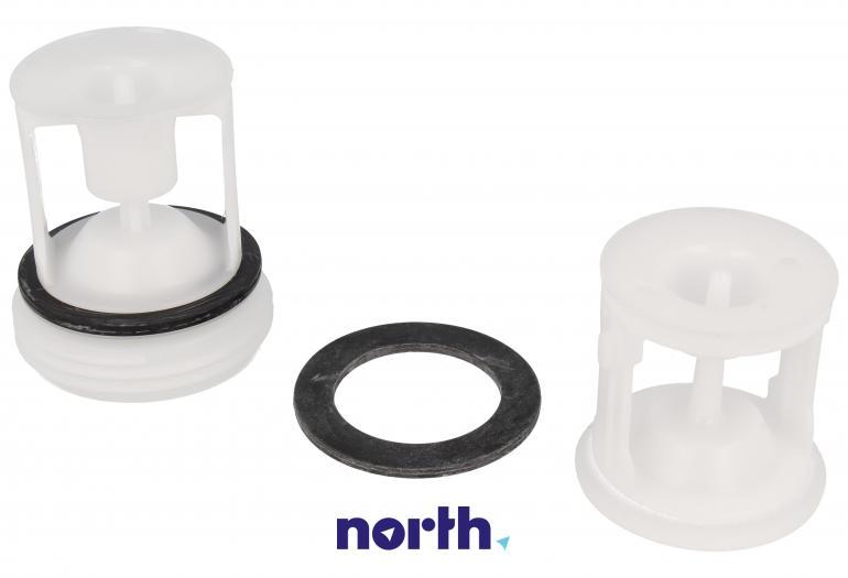Filtr pompy odpływowej 482000022946 do pralki Indesit,1