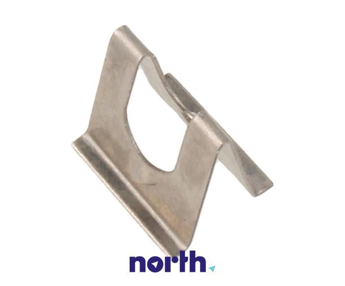 Klamra sprężynowa palnika ultraszybkiego do płyty gazowej Smeg 895090487,2