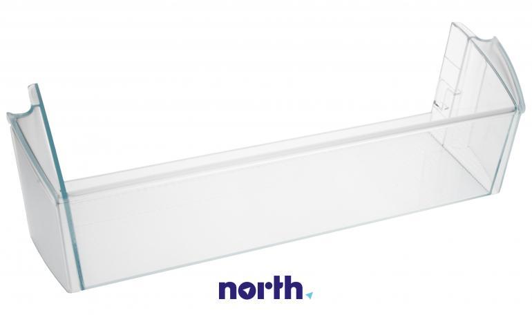 Dolna półka na drzwi chłodziarki do lodówki Liebherr 742423300,0