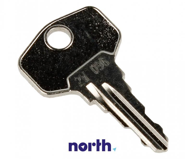 Klucz zamka do lodówki Liebherr 704373500,0