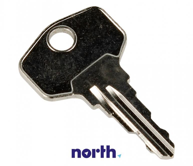 Klucz zamka do lodówki Liebherr 704373500,1