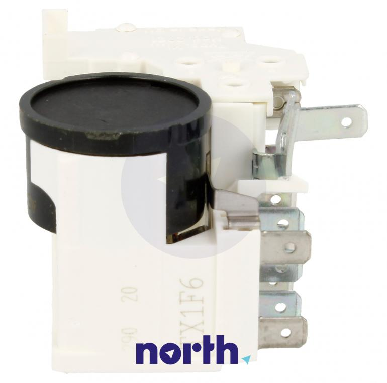 Starter sprężarki do lodówki Whirlpool 481228038096,4