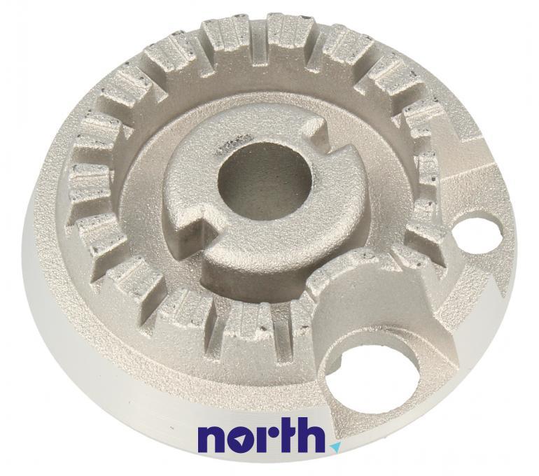 Korona małego palnika (kołpak) do kuchenki Whirlpool 481236078135,0