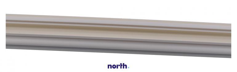 Magnetyczna uszczelka drzwi chłodziarki Whirlpool 481246668938 97x57cm,4