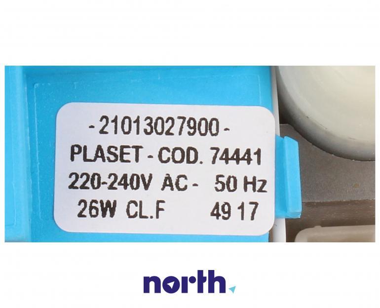 Pompa odpływowa do zmywarki Indesit 482000022975,6