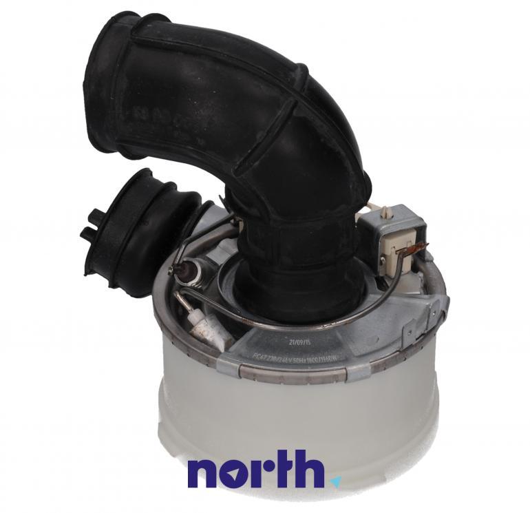 Grzałka pompy myjącej do zmywarki Indesit 482000023049,2