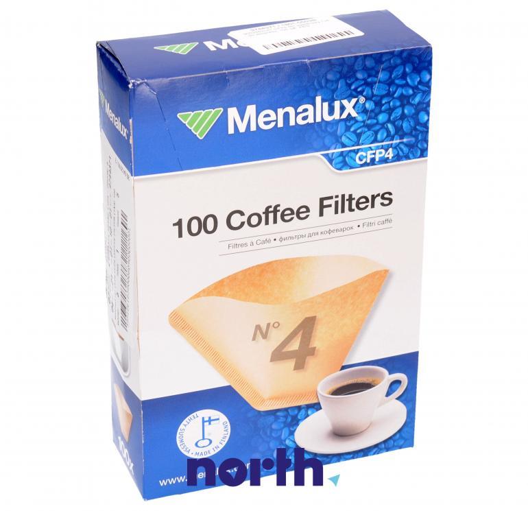 Filtr papierowy do ekspresu przelewowego Braun CFP4 9002563147,0