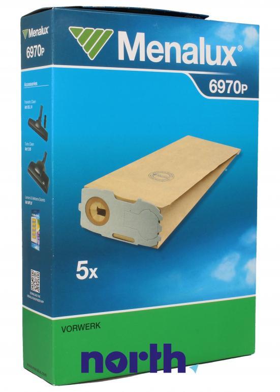 Worki 6970P 5szt. do odkurzacza Vorwerk,0