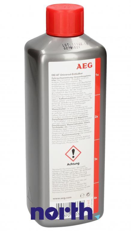 Uniwersalny odkamieniacz (płyn) ECF5 500ml 583g,1