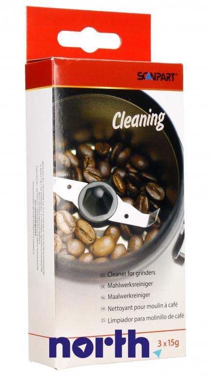 Środek czyszczący żarna i ostrza młynka do kawy Scanpart 2790000201,0