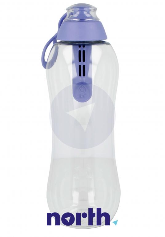 Butelka filtrująca DAFI 0.7l lawendowa,2