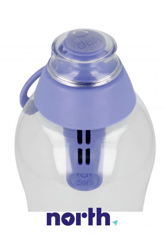 Butelka filtrująca DAFI 0.7l lawendowa,4