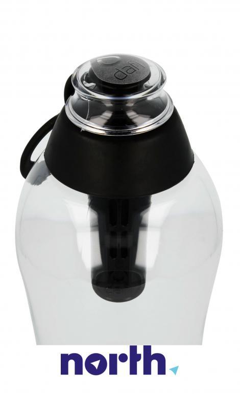 Butelka filtrująca DAFI 0.7l czarna,4