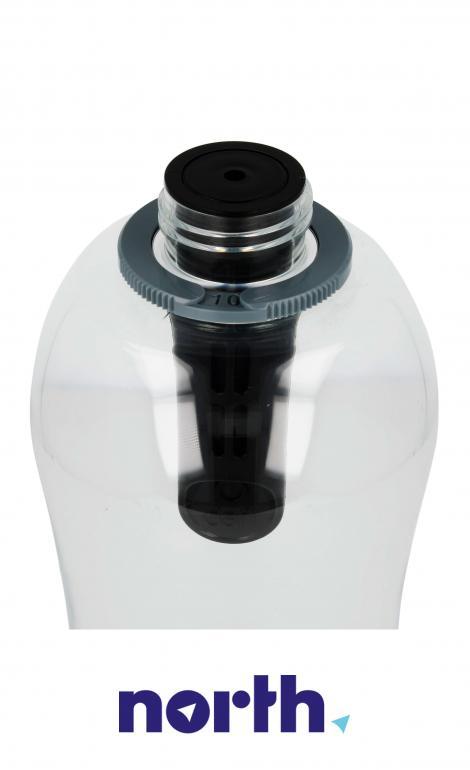 Butelka filtrująca DAFI 0.7l czarna,5