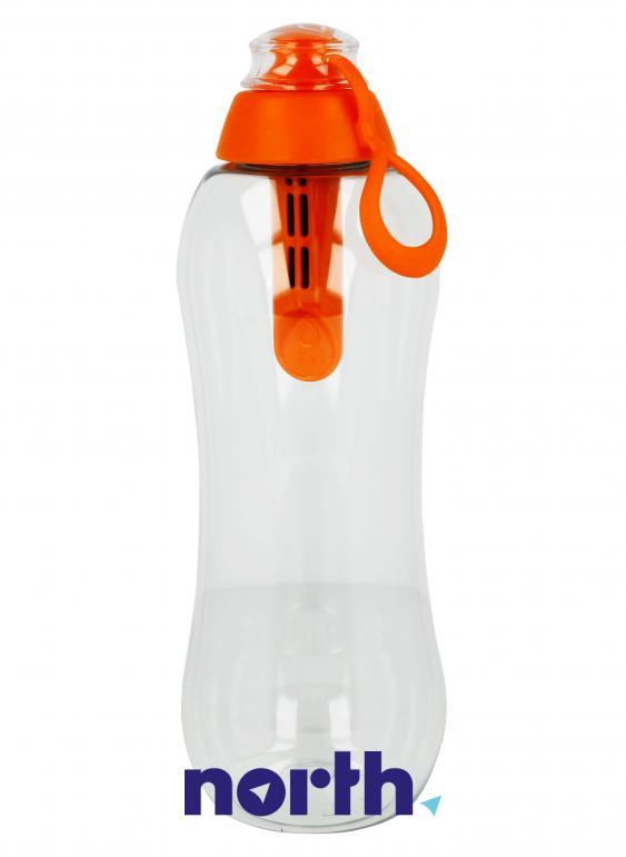 Butelka filtrująca DAFI 0.7l pomarańczowa,3