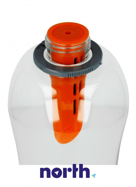Butelka filtrująca DAFI 0.7l pomarańczowa,5