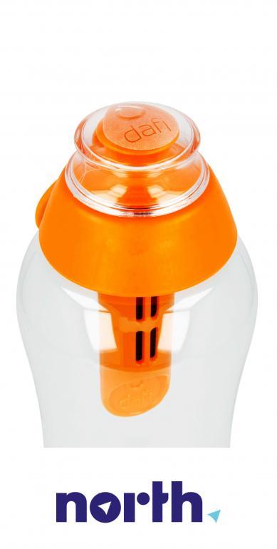 Butelka filtrująca DAFI 0.5l pomarańczowa,4