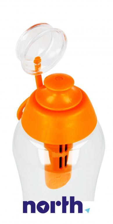 Butelka filtrująca DAFI 0.5l pomarańczowa,5