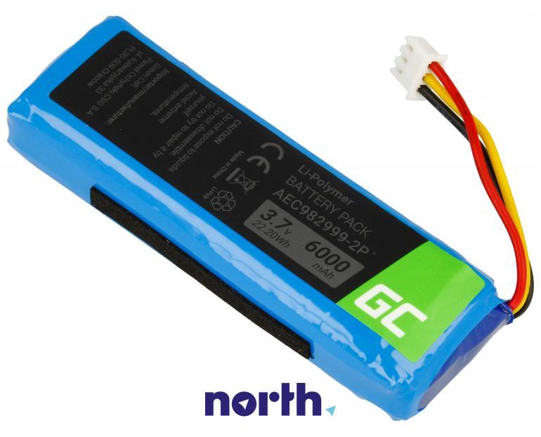 Akumulator AEC9829992P do głośnika JBL 6000mAh,0