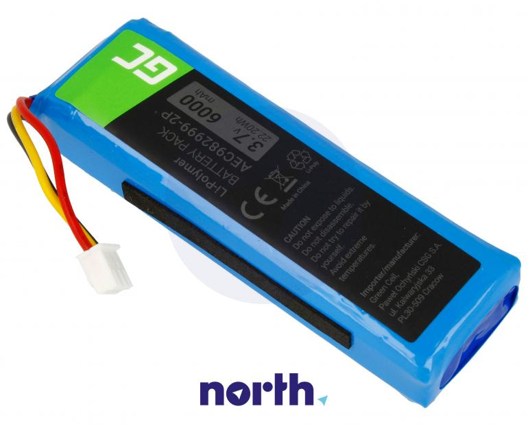Akumulator AEC9829992P do głośnika JBL 6000mAh,1