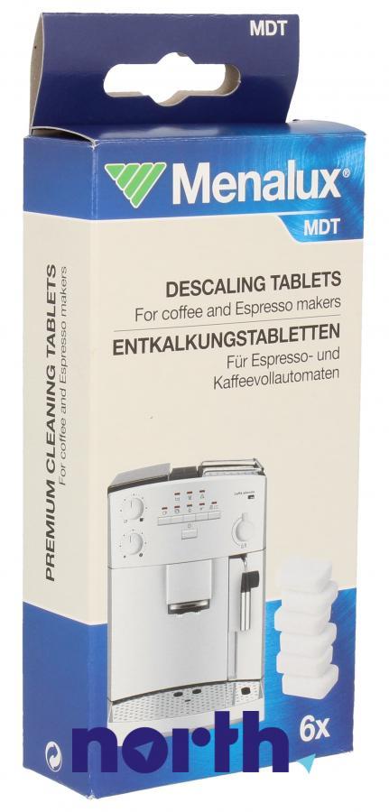 Tabletki odkamieniające do ekspresu Electrolux MDT 9001666719,0