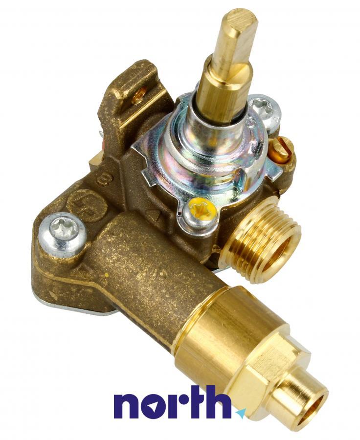 Zawór gazu palnika do kuchenki AEG 3577306016,0