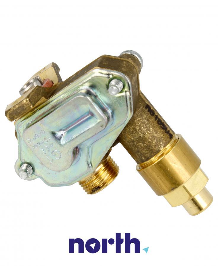 Zawór gazu palnika do kuchenki AEG 3577306016,2