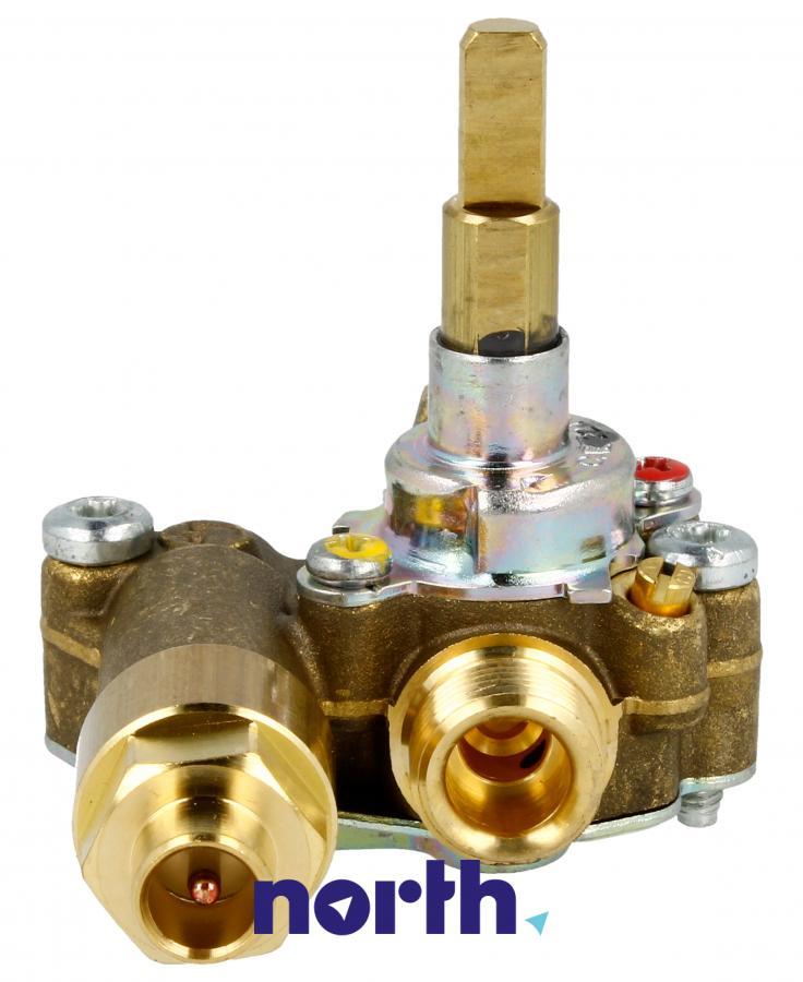 Zawór gazu palnika do kuchenki AEG 3577306016,3