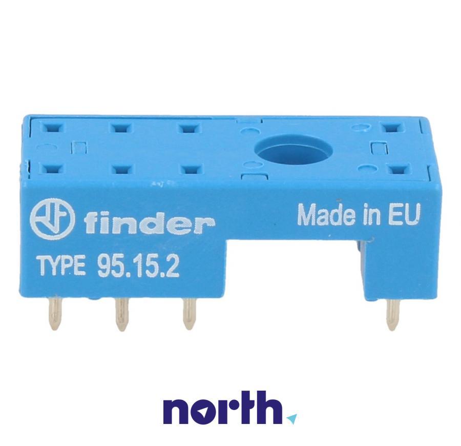 95152 Podstawka przekaźnika do serii 40.51, 40.52, 40.61 FINDER,3