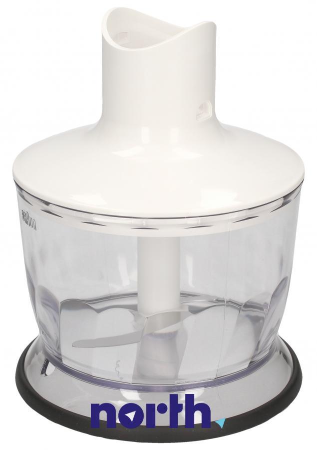 Rozdrabniacz kompletny 500ml  do blendera ręcznego Braun CA4000 67050425,0