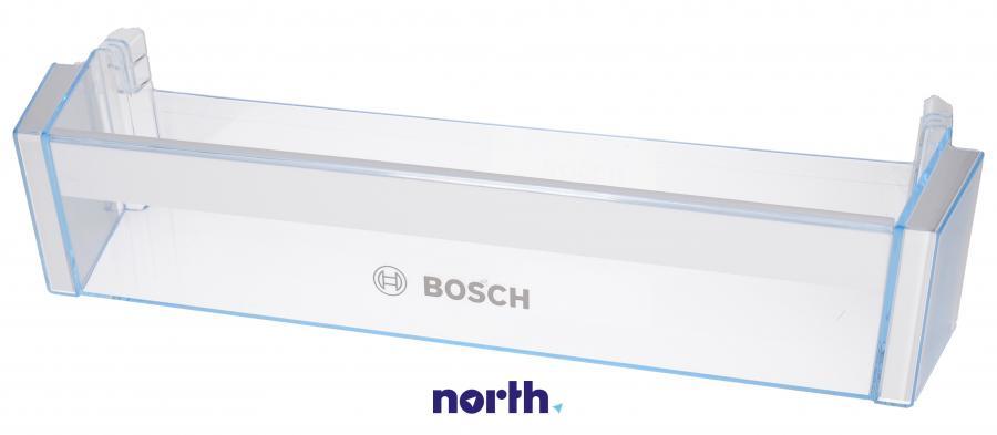 Dolna półka na drzwi chłodziarki do lodówki Bosch 00704406,0