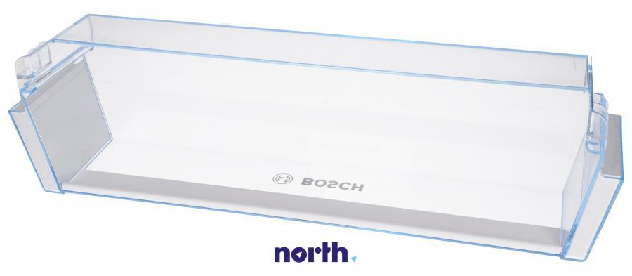 Dolna półka na drzwi chłodziarki do lodówki Bosch 00704406,3