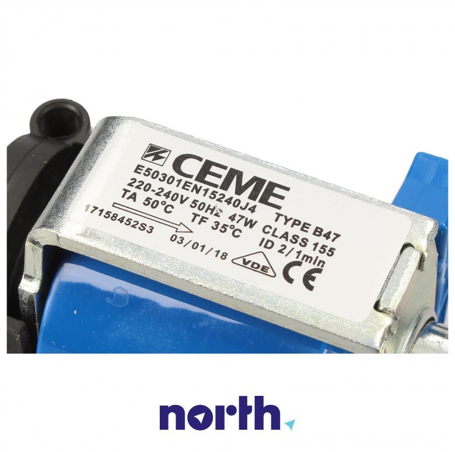 Pompa wody do żelazka Calor B47 CS00123681,2