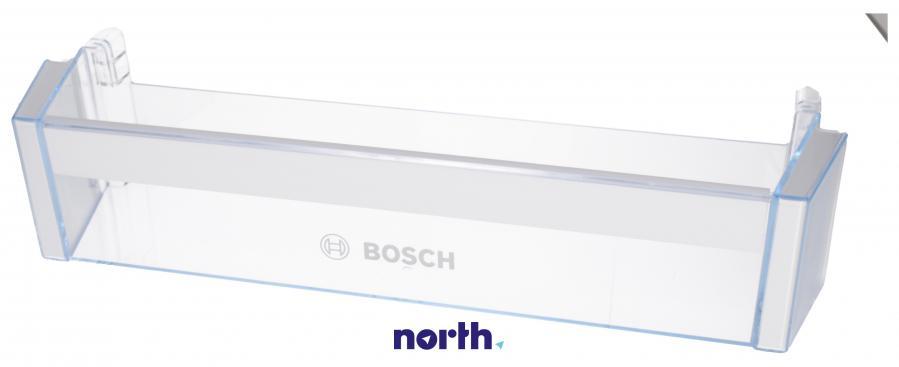 Dolna półka na drzwi chłodziarki do lodówki Bosch 00746691,0