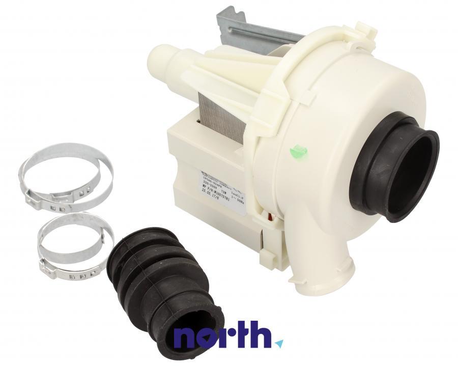 Pompa myjąca z turbiną do zmywarki Whirlpool 481010514599,0