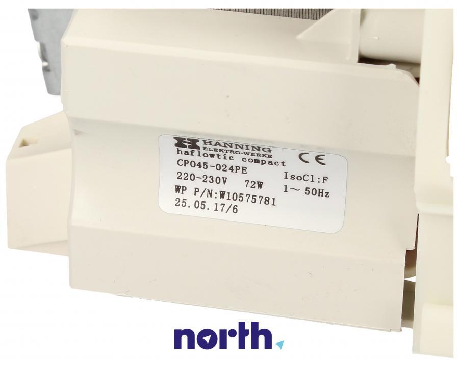 Pompa myjąca z turbiną do zmywarki Whirlpool 481010514599,2