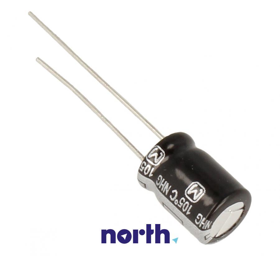 470uF | 16V Kondensator elektrolityczny 105°C ECA1CHG471 11.5mm/8mm,1