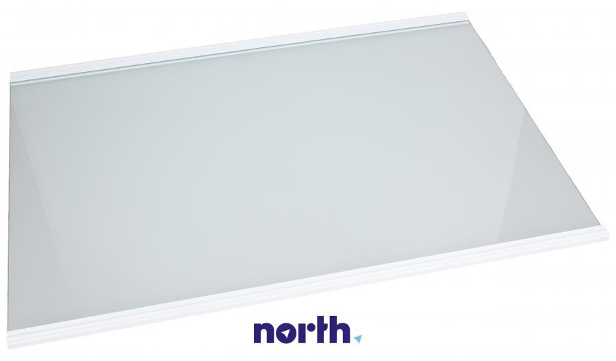 Półka szklana z ramkami do komory chłodziarki do lodówki Samsung DA9713502D,1
