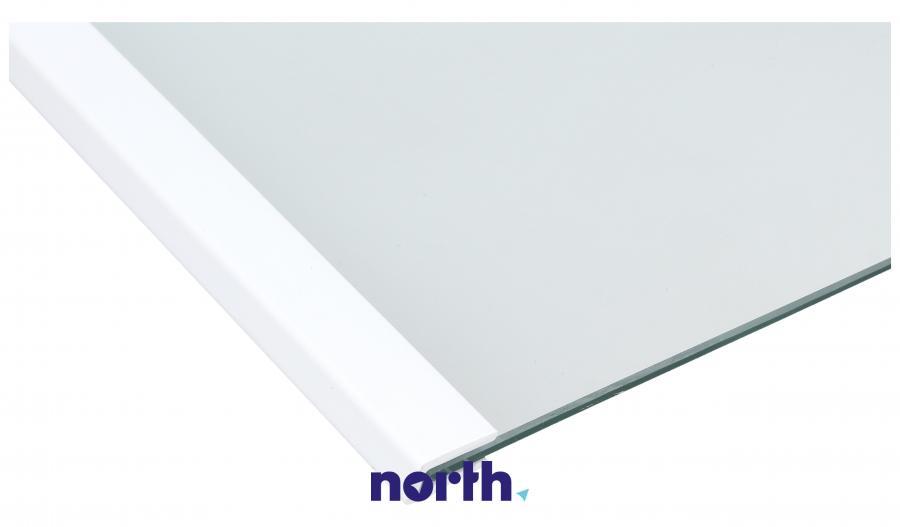 Półka szklana z ramkami do komory chłodziarki do lodówki Samsung DA9713502D,2