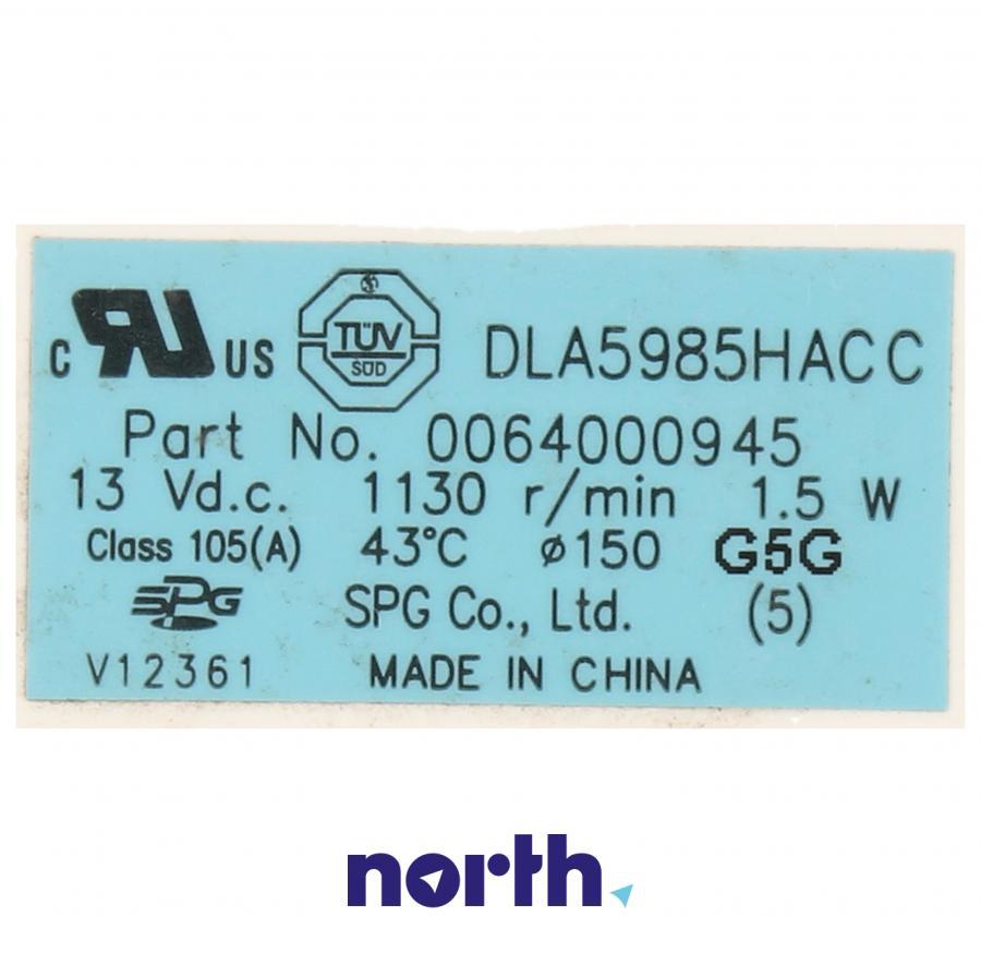 Silnik wentylatora do lodówki Haier 49045890,4