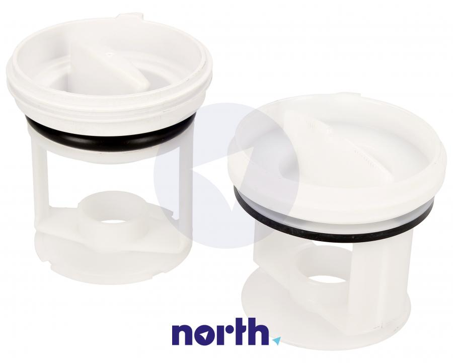 Filtr pompy odpływowej (Copreci+Askol) do pralki Indesit 484000000966,0