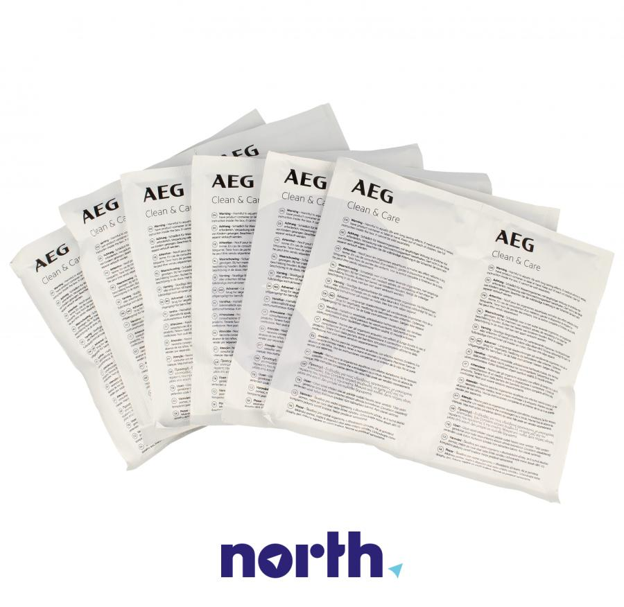 Środek czyszczący do zmywarki i pralki AEG 9029798056 600g,2