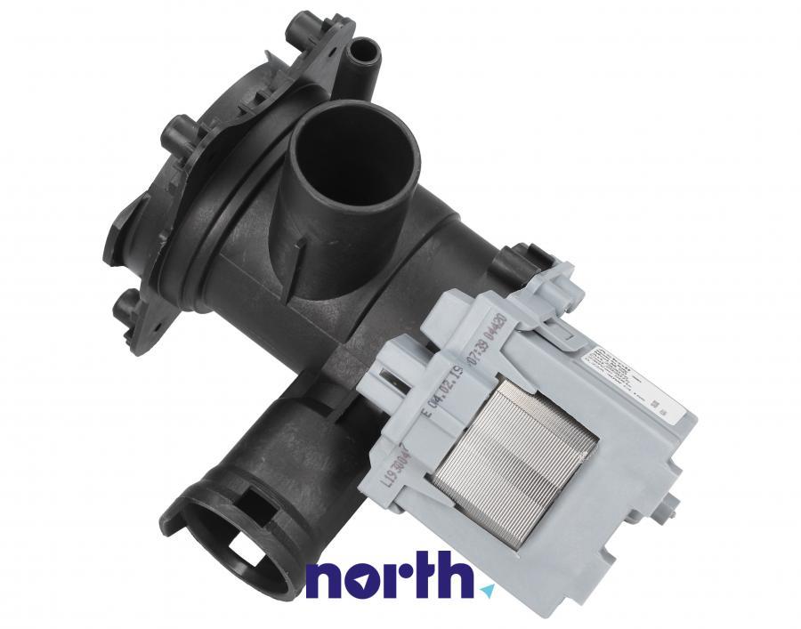 Pompa odpływowa kompletna (silnik + obudowa) do pralki Bosch 292075,1