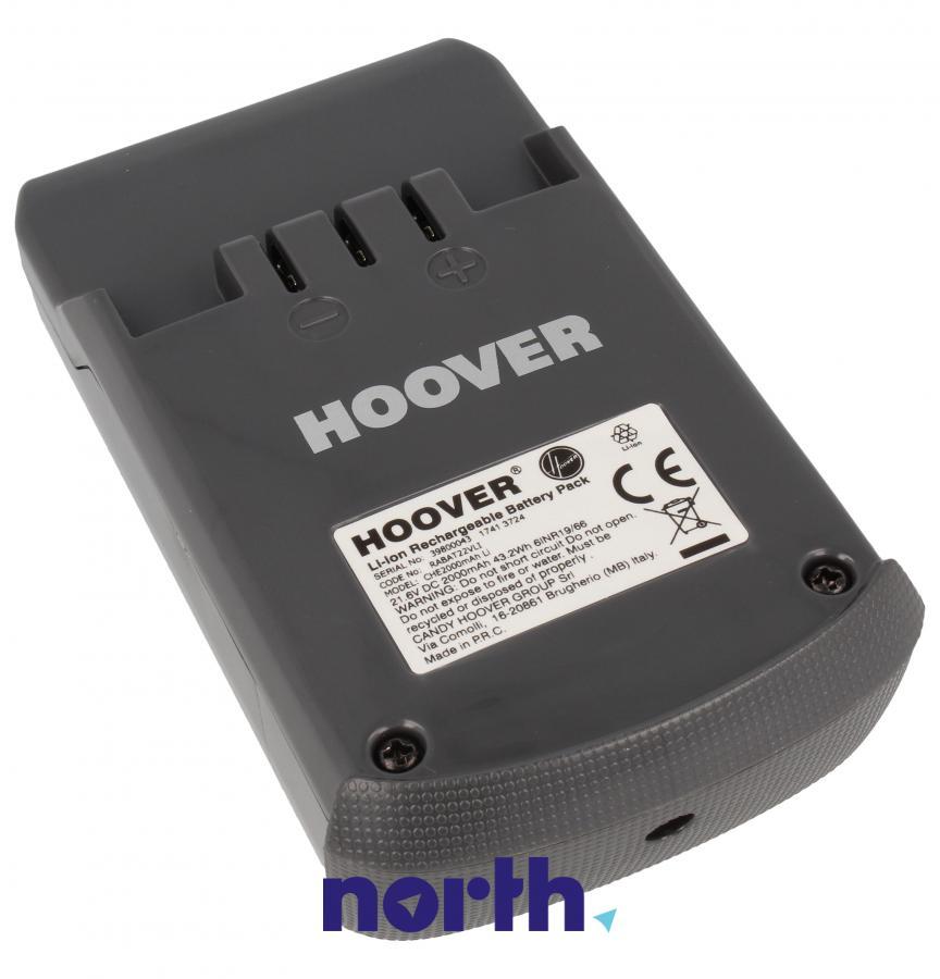 Akumulator 21.6V 2000mAh do odkurzacza Hoover RABAT22VLI 39800043,2