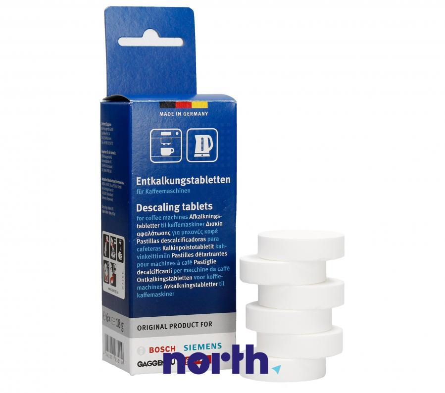 Tabletki odkamieniające do ekspresu Bosch TZ60002 00311864,0